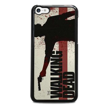 the walking dead 2 iphone 5c case cover  number 1