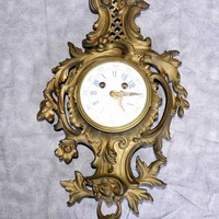 Canonbury - Antique Louis XVI Ormolu Rococ Wall Clock French Clocks