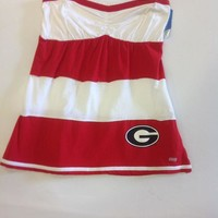 ONETOW NCAA Georgia Bulldogs Soffe Top