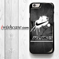 Nike Red Splash for iPhone 4 4S 5 5S 5C 6 6 Plus , iPod Touch 4 5  , Samsung Galaxy S3 S4 S5 S6 S6 Edge Note 3 Note 4 , and HTC One X M7 M8 Case