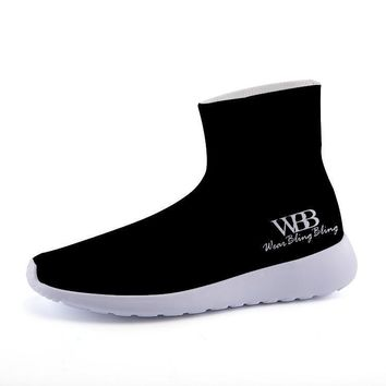 Lightweight fashion sneakers casual sports shoes By Wear Bling Bling