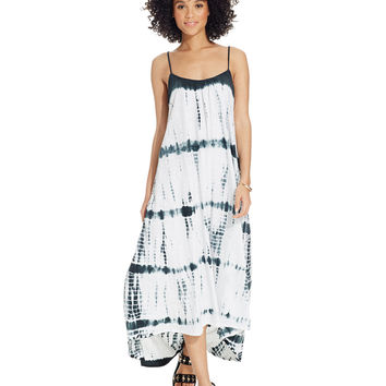 Volcom Juniors' Tie-Dye Maxi Dress