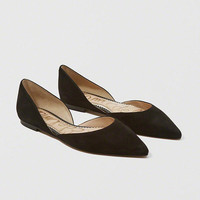 Womens Sam Edelman Rodney Flat | Womens Shoes | Abercrombie.com