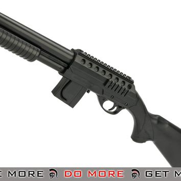 Mossberg Licensed M590 Airsoft Shotgun and Pistol Package by CyberGun