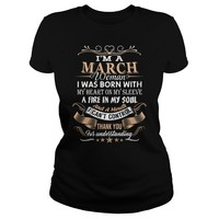 MARCH Woman Shirt