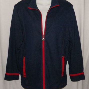 Allison Daley Size PS  Blue Petite Small  Jacket