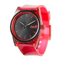 Neff - daily ice watch - Red
