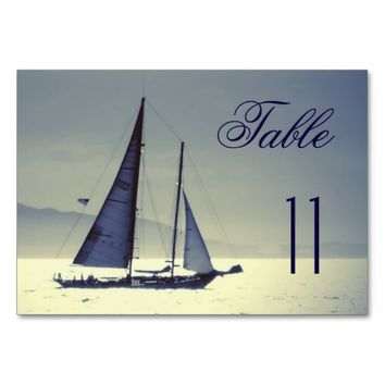 Sailing Away Card