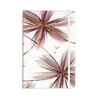 "Alison Coxon ""Flower Aubergine"" Everything Notebook"