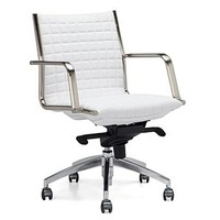 Network Desk Chair - Low Back | Desks & Office Chairs | Home Office | Furniture | Z Gallerie