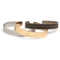Navajo Bangles - Bracelets - FUNCTION: Shop All