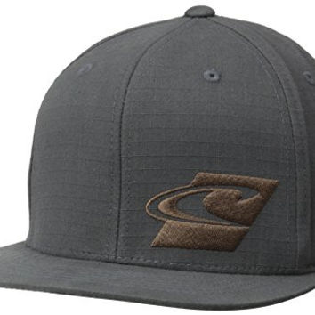 O'Neill Men's Team Plus Hat, Grey, One Size