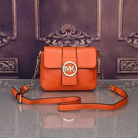 MK Women Shopping Bag Leather Chain Crossbody Shoulder Bag Satchel