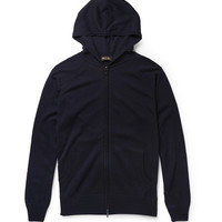 Loro Piana - Silk and Cashmere-Blend Hoodie | MR PORTER