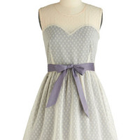 Tulle Clothing Walk with Me Dress | Mod Retro Vintage Dresses | ModCloth.com