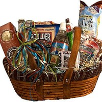 Boulder Gift Baskets|Colorado gifts Baskets|Colorado Food Gifts