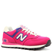 New Balance Sneaker 574 Classic in Rasberry