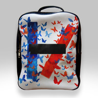 Backpack for Student - Twenty One Pilots Butterfly Bags