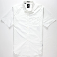 Volcom Everett Mens Shirt White  In Sizes