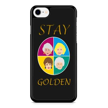 The Golden Girls 22 iPhone 8 Case