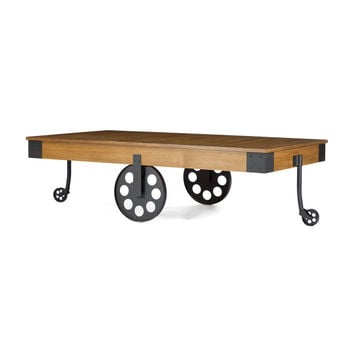 Quartet Cart Coffee Table