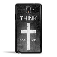Think Positive Case for Samsung Galaxy Note 3