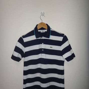 15% OFF Sale Rare LACOSTE Women's Cloth Stripe Women Clothing
