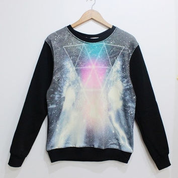 Sweatshirts Sweaters Fashion Unisex Big Bang Printed Long Sleeve Crewneck S / M / L / XL = 1920481220