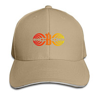 Bassnectar Unisex 100% Cotton Adjustable Trucker Hat Natural One Size
