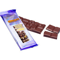 Wonka Scrumdiddlyumptious Chocolate Bars: 12-Piece Box