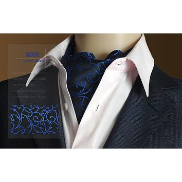 Ascot Tie for Classic Men