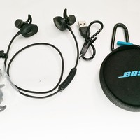 Bose SoundSport Wireless In Ear Bluetooth Headphones NFC Black Bose SoundSport