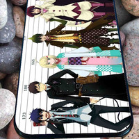 Blue exorcist 2 for iPhone 4/4s/5/5S/5C/6, Samsung S3/S4/S5 Unique Case *95*