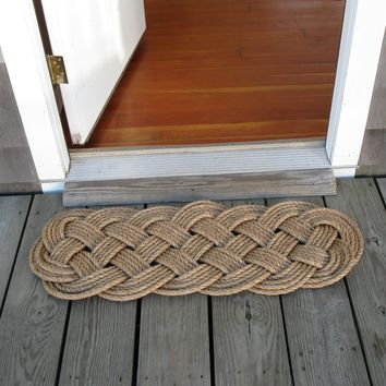 Door Mat, Prolong Knot