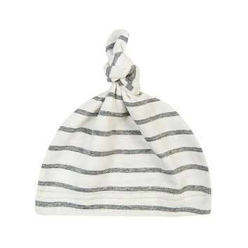 Cute Newborn Baby Beanie Toddler Beanie Infant Boys Girls Cotton Knot Sleep Hats