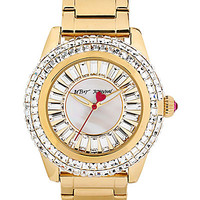 MINI BAGUETTES GOLD WATCH