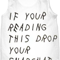 If Your Reading This