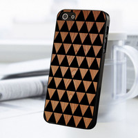 Wood Pattern iPhone 5 Or 5S Case