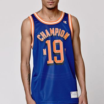 Champion City Mesh Jersey Tank Top - Mens Tee