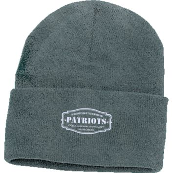 The Ultimate Fan Of The New England Patriots One Size Fits Most Knit Cap