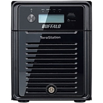 BUFFALO TS3400D0404 TeraStation 3400 4-Drive 4 TB Desktop NAS for Small Business - 4 x 1 TB HDD - Dual Core Processor - iSCSI - File Sharing - WebAccess - Hot Swap/Hot Spare Hard Drives - Backup Software - Cloud Backup - - Dual-core (2 Core)