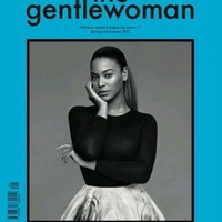 The Gentlewoman Magazine (Spring and Summer 2013 Issue nº 7) Beyonce