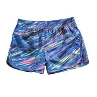 adidas Fun Run Printed Running Shorts - Toddler