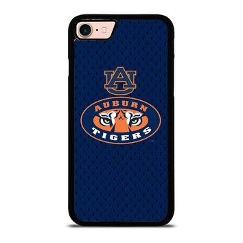 AUBURN TIGERS FOOTBALL iPhone 8 Case Cover