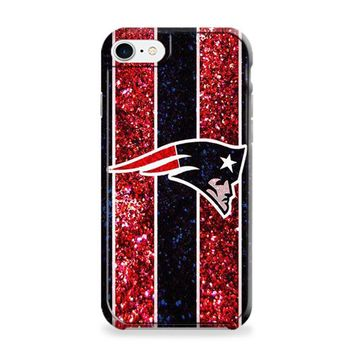 NEW ENGLAND PATRIOTS NFL LOGO GLITTER iPhone 6 | iPhone 6S Case