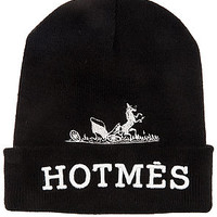 UNIF The Hotmes Beanie in Black : Karmaloop.com - Global Concrete Culture