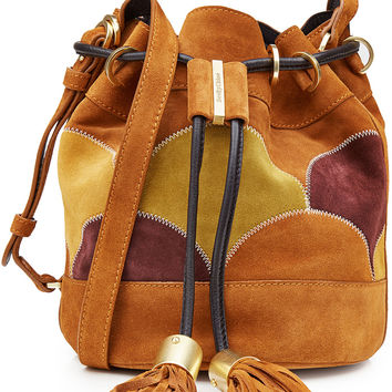 See by Chloé - Suede Drawstring Shoulder Bag