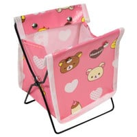 Light Pink Rilakkuma Folding Basket | AsianFoodGrocer.com, Shirataki Noodles, Miso Soup