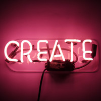 Create Neon Sign