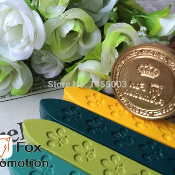 Customize Wax Stamp with Your Logo Only Brass Stamp Head DIY Ancient Seal Retro Stamp Personalized Stamp Wax Seal custom design